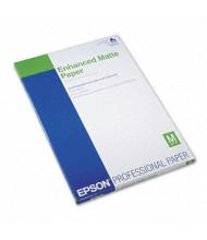 "Epson Ultra Premium 13"" X 19"", 10 mil, 50-Sheets, Matte Presentation Paper"