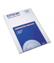 "Epson Radiant White 13"" x 19"", 11.5 mil, 20-Sheets, Matte Watercolor Paper"