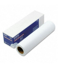 "Epson 13"" X 32.8 Ft., 10 mil, Luster Photo Paper Roll"