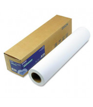 "Epson 24"" X 100 Ft., 10.3 Mil, Matte Photo Paper Roll"