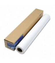 "Epson 36"" X 100 Ft., 10 Mil, Matte Photo Paper Roll"