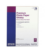 "Epson 17"" X 22"", 68lb, 25-Sheets, High-Gloss Photo Paper"