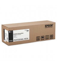 "Epson Exhibition 17"" X 40 Ft., 22 mil, Glossy Canvas Paper Roll"