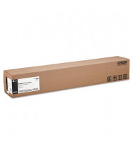"""Epson Exhibition 36"""" x 40 Ft., 22 mil, Gloss Canvas Paper Roll"""