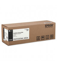 "Epson Exhibition 17"" X 40 Ft., 23 mil, Satin Canvas Paper Roll"