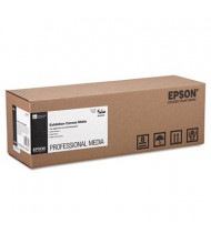 "Epson Wide-Format 17"" X 40 Ft., 23 mil, Matte Canvas Paper Roll"
