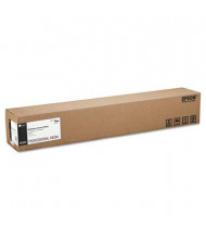 "Epson Professional Imaging 13"" x 20 Ft., 19 mil, Matte Canvas Paper Roll"
