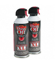 Falcon Dust-Off 10oz Special Application Nonflammable Duster Cans, 2/Pack