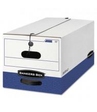 "Bankers Box 15"" x 24"" x 10"" Legal Liberty Max Strength Storage Boxes, 4/Carton"