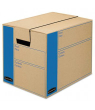"Bankers Box SmoothMove 12"" x 12"" x 16"" Prime Moving & Storage Boxes, 10-Boxes"