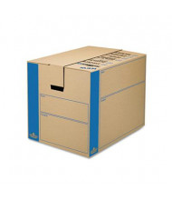 "Bankers Box SmoothMove 18"" x 24"" x 18"" Prime Moving & Storage Boxes, 6-Boxes"