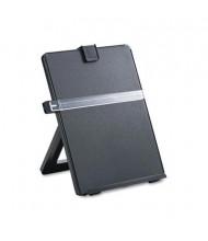 Fellowes 125-Sheet Capacity Plastic Freestanding Copyholder, Black