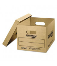 "Bankers Box SmoothMove 10"" x 12"" x 15"" Classic Moving & Storage Boxes, 10-Boxes"