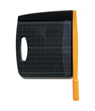 "Fiskars 12"" Cut Recycled Bypass Guillotine Paper Trimmer"