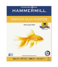 "Hammermill 8-1/2"" x 11"", 24lb, 2500-Sheets, Premium Multipurpose Copy Paper"