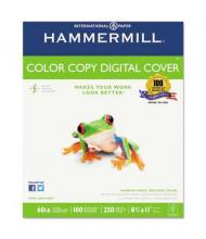 "Hammermill 8-1/2"" x 11"", 60lb, 250-Sheets, Copier Digital Cover Stock"