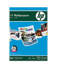 "HP 8-1/2"" x 11"", 20lb, 5000-Sheets, Multipurpose Paper"