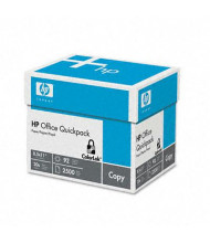 "HP 8-1/2"" x 11"", 20lb, 2500-Sheets, Office Paper"