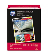"HP 8-1/2"" X 11"", 32lb, 500-Sheets, Premium Choice Laser Paper"