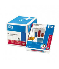 "HP 8-1/2"" x 11"", 20lb, 2500-Sheets, Multipurpose Paper"