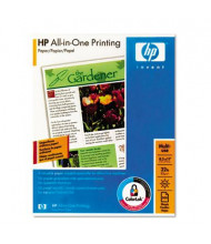 "HP 8-1/2"" x 11"", 22lb, 500-Sheets, 96-Bright All-in-One Printing Paper"