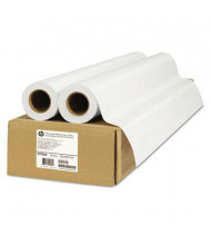 "HP Universal 42"" X 66 Ft., 150g, 2-Pack, Adhesive Vinyl Paper Rolls"