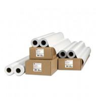 """HP Premium 60"""" x 75 Ft., 140g, Matte Polypropylene Paper Roll, 2-Pack"""