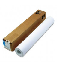 "HP Designjet 24"" X 150 Ft., 26lb, Coated Paper Roll"