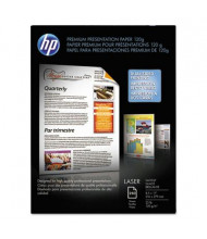 "HP 8-1/2"" X 11"", 32lb, 250-Sheets, Glossy Presentation Paper"