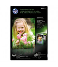 "HP Everyday 4"" X 6"", 53lb, 100-Sheets, Glossy Photo Paper"