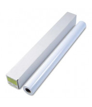 "HP Designjet 42"" X 100 Ft., 6.6 mil, Satin Photo Paper Roll"