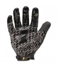 Ironclad Large Box Handler Gloves, Black