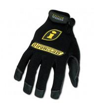 Ironclad Medium General Utility Spandex Gloves, Black