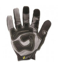 Ironclad X-Large General Utility Spandex Gloves, Black
