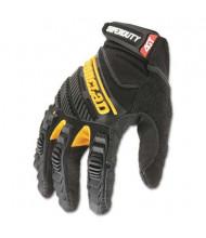 Ironclad SuperDuty Large Work Gloves, Black