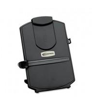 Innovera 25-Sheet Capacity Freestanding Plastic Copyholder, Black