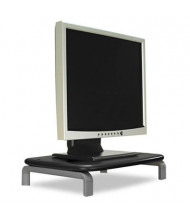 "Kensington 5"" H Monitor Stand with SmartFit, Black/Gray"