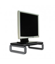 """Kensington 3"""" to 6"""" H Monitor Stand Plus with SmartFit, Black/Gray"""