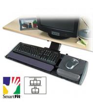 """Kensington 19"""" Track Adjustable Keyboard Platform with SmartFit, Black"""