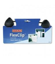 Kensington 20-Sheet Capacity Clip Plastic Copyholder, Black