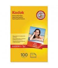 "Kodak 4"" X 6"", 8.5 Mil, 100-Sheets, Glossy Photo Paper"