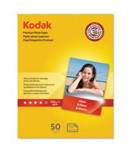 "Kodak 8-1/2"" X 11"", 8.5 mil, 50-Sheets, Glossy Photo Paper"