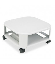 Master 2-Shelf Underdesk Printer Cart, Platinum