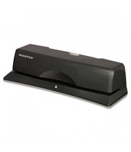 Master EP312 10-Sheet Electric/Battery-Operated 3-Hole Punch