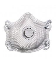 Moldex N99 Premium Particulate  Half-Face Mask Respirator, Medium/Large, 10/Box