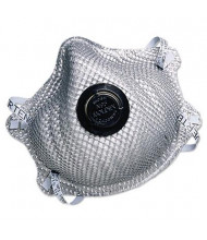 Moldex 2400 N95 Series Particulate Half-Face Mask Respirator, Medium/Large, 10/Box