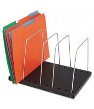 SteelMaster 4-Section Wire Desktop Organizer