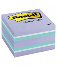 "Post-It 3"" X 3"", 490-Sheets, Seafoam Wave Note Cube"