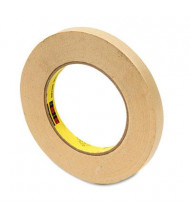 "Scotch .47"" x 60 yds Natural High Performance Masking Tape, 3"" Core"