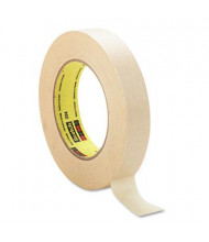 "Scotch .94"" x 60 yds Natural General Purpose Masking Tape, 3"" Core"